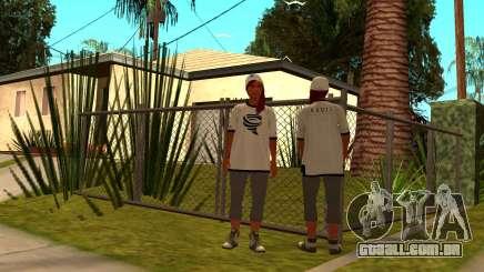 Parte 2 Aliança de Famílias para GTA San Andreas