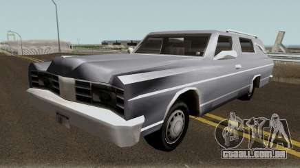 New Romero para GTA San Andreas