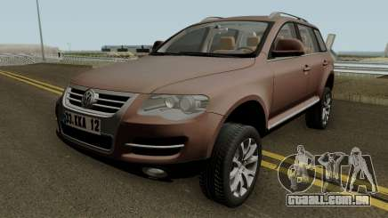 Volkswagen Touareg High Quality para GTA San Andreas