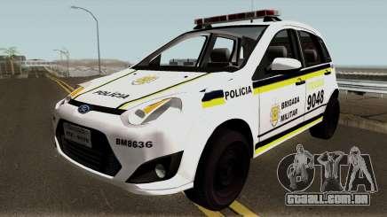 Ford Fiesta da Patrulha Escolar para GTA San Andreas