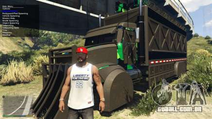 Simple Trainer 7.6 para GTA 5