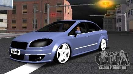 Fiat Linea Essence para GTA San Andreas
