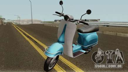 Pegassi Faggio Mod GTA V para GTA San Andreas