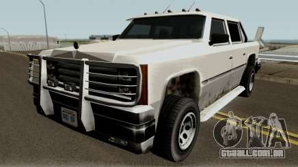 Declasse Rancher FXT (fixed reflections) para GTA San Andreas