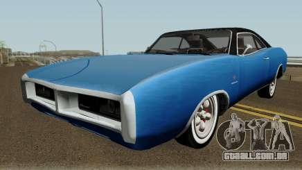 Dodge Charger RT Bullitt Edition (Dukes) 1968 para GTA San Andreas