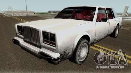 Greenwood Retexture para GTA San Andreas