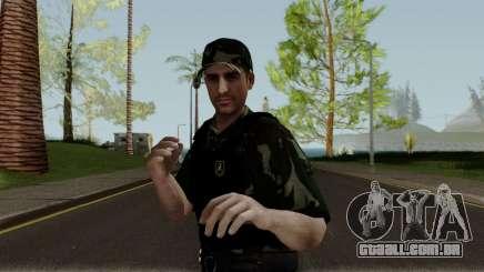 Skin GTAR - GM Pelotas para GTA San Andreas