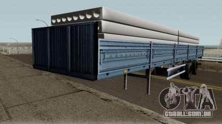 Semi-reboque MAZ 933001 para GTA San Andreas