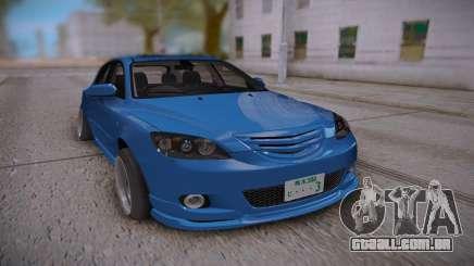 Mazda Axela para GTA San Andreas