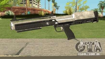 Bullpup Shotgun GTA 5 para GTA San Andreas