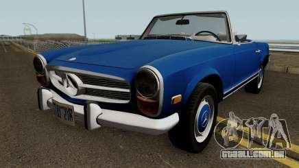 Mercedes-Benz 280SL W113 1970 (US-Spec) para GTA San Andreas
