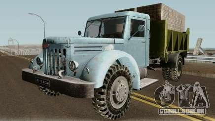 МАЗ 200 de Farming Simulator 2013 v2.0 para GTA San Andreas