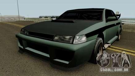 Sultan RS para GTA San Andreas