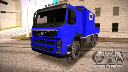 Volvo FM 6х6 para GTA San Andreas