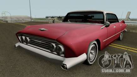 Dodge Polara Custom (Medium Poly) v1.0 1961 para GTA San Andreas