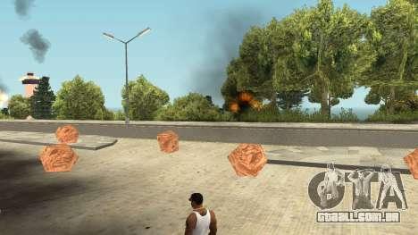 Meteor Mod para GTA San Andreas