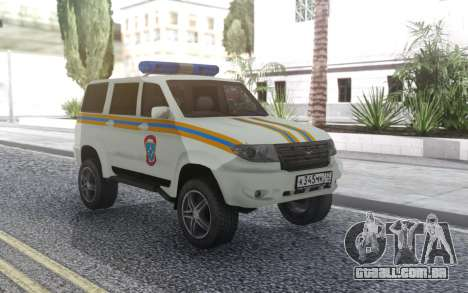 UAZ Patriota MES para GTA San Andreas
