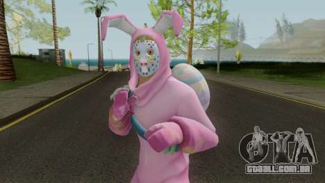 Fortnite Rabbit Raider Outfit (con Normalmap) para GTA San Andreas