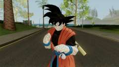 Goku Xeno (Dragon Ball Heroes) from DBXV2 para GTA San Andreas