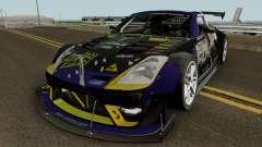 Nissan 350Z JDM E-ON (Z33) para GTA San Andreas