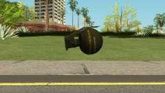 Grenade HQ (With HD Original Icons) para GTA San Andreas