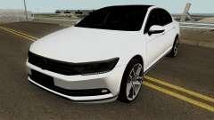 MEY Volkswagen Sedan B8 Construção (Izmir auto) para GTA San Andreas