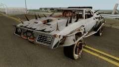 Ford Falcon de Mad Max, o jogo para GTA San Andreas