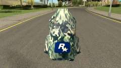 Retexture Parachute HQ (With HD Original Icon) para GTA San Andreas
