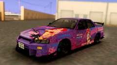 Nissan Skyline HR34 para GTA San Andreas