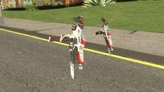 Sombra Talon Weapon para GTA San Andreas