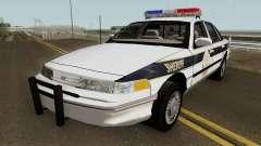 Ford Sheriff Arklay Country Mountains para GTA San Andreas