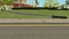 Katana HQ (With HD Original Icon) para GTA San Andreas