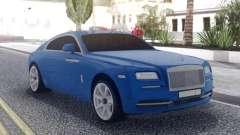 Rolls-Royce Wraith 2014 Copue para GTA San Andreas