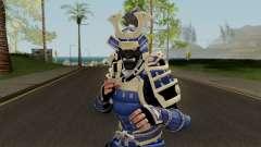 Fortnite Commando Musha para GTA San Andreas