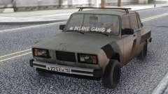 VAZ 2105 Limousine esporte para GTA San Andreas