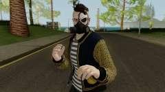 GTA Online Random Skin 2 HQ para GTA San Andreas