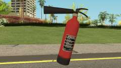 Fire Extinguisher HQ (With HD Original Icon) para GTA San Andreas