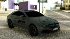 Mercedes-Benz CLS GAD para GTA San Andreas