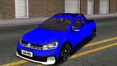 Volkswagen Saveiro Cross G7 with Sound para GTA San Andreas
