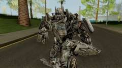 Transformers AOE Optimus Prime Evasion Mode para GTA San Andreas