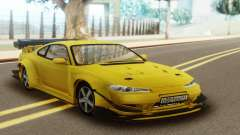 1999 Nissan Silvia S15 para GTA San Andreas