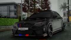 BMW M5 E60 INKS HAMANN para GTA San Andreas