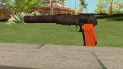 PB6P9 Suppressed para GTA San Andreas