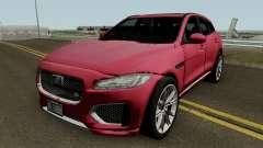 Jaguar F-Pace HQ para GTA San Andreas