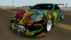 Nissan 370Z WideBody (Z34) 2013 para GTA San Andreas