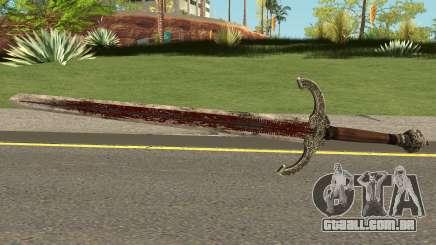 Call of Duty WWII Nazi Zombies: Red Talon para GTA San Andreas