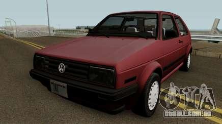 Volkswagen Golf Mk2 (US-Spec) para GTA San Andreas