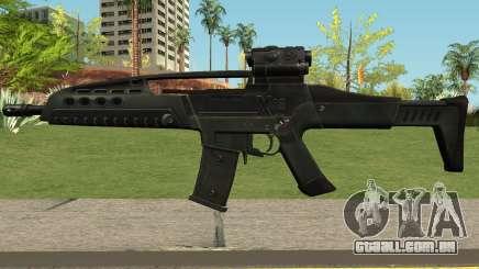 CSO2 XM8 Assault Rifle para GTA San Andreas