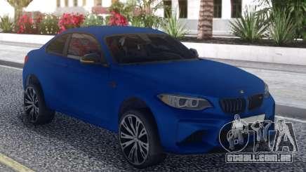 BMW M2 Wheels para GTA San Andreas