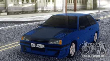 VAZ 2108 Hatchback para GTA San Andreas